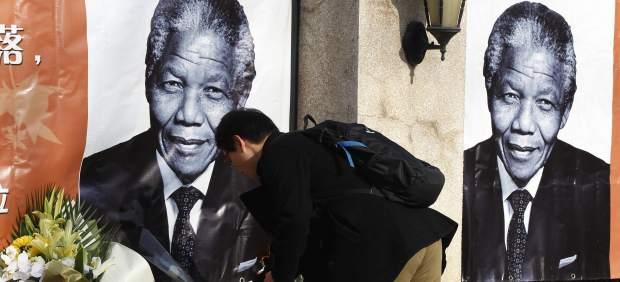 Homenaje a Mandela en Pekín