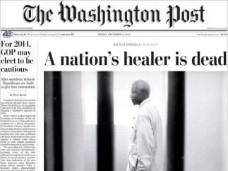 'The Washington Post' y Nelson Mandela