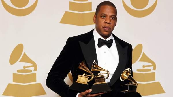 Jay-Z y Daft Punk grandes favoritos en la entrega de los Grammy en Los Ángeles