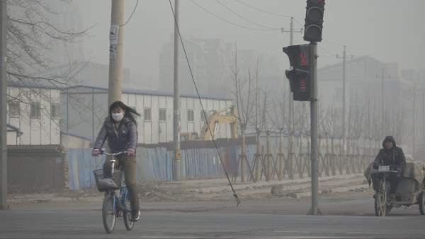 Un chino vive 20 años en las alcantarillas para poder pagar la educación de sus hijos
