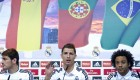 Ronaldo valora el sorteo del Mundial