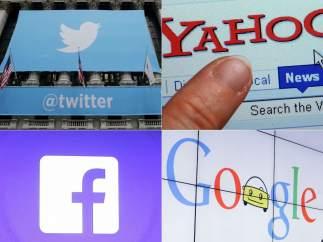 Gigantes de Internet