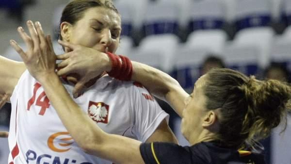 España-Polonia en el Mundial de balonmano