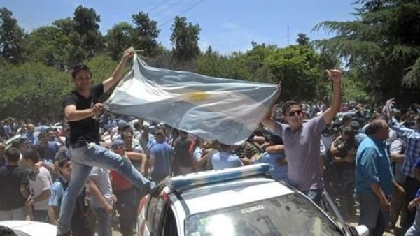 Saqueos en Argentina