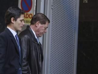 Domingo Parra declara en la Audiencia Nacional