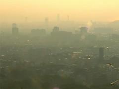 Barcelona supera los límites de contaminación.