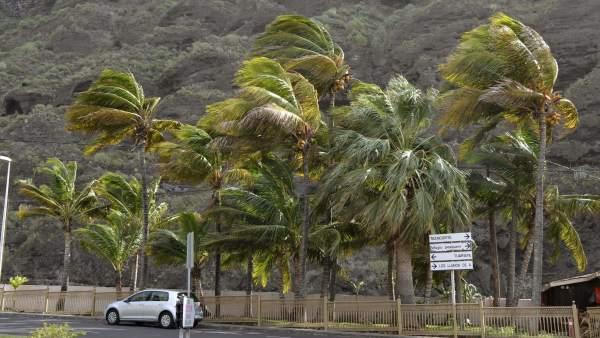 Temporal en Canarias