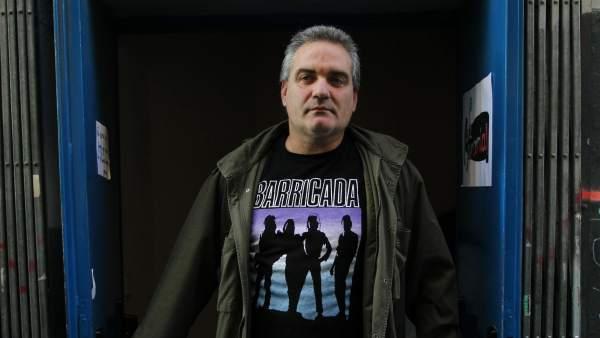 Fernando Madina, cantante de Reincidentes