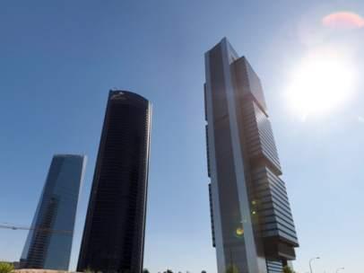 Torre de PwC en Madrid