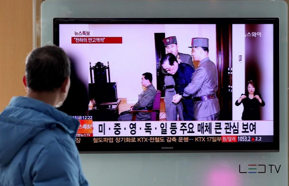 Corea del Norte ejecuta al número dos del régimen