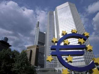 Sede del BCE en Frankfurt