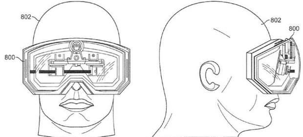 Apple patenta sus gafas multimedia