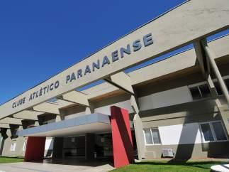 Propiedad del Atletico Paranaense