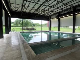 La piscina, fundamental