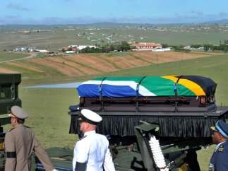 El paisaje que vio nacer a Mandela