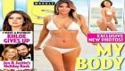 Ver v�deo Kim Kardashian quiere perder m�s peso