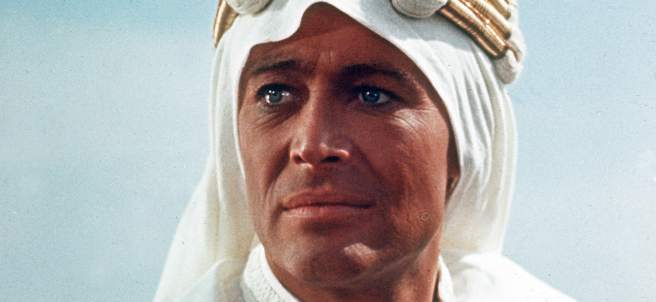 En 'Lawrence de Arabia'