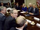 Reunión de Obama con las tecnológicas