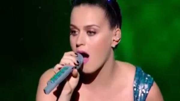Katy Perry en los NRJ Music Awards