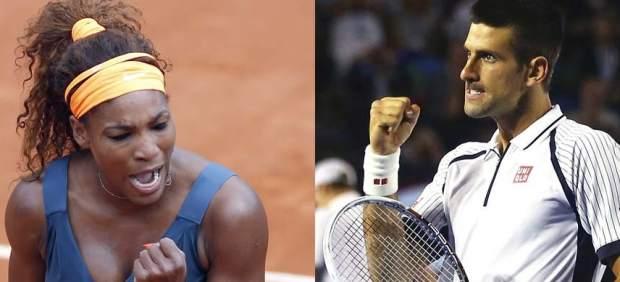 Novak Djokovic y Serena Williams, los mejores tenistas del año según la ITF