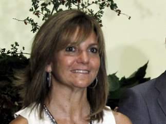 Ignacio González y Lourdes Cavero