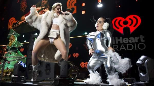 Miley Cyrus actuará en Barcelona el 13 de junio de 2014
