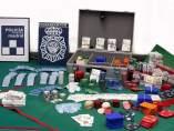Casino ilegal en Madrid