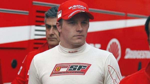 """Kimi Raikkonen, piloto de Ferrari: """"¿Los demás? No les temo"""""""