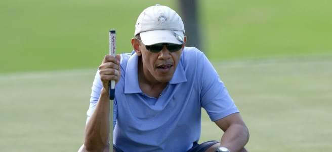 Obama en Hawaii