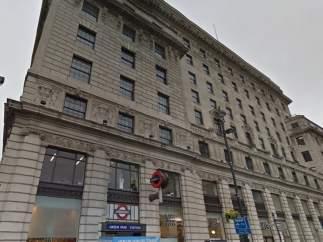 Edificio Devonshire House de Londres