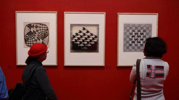 'Escher' - Mmoma
