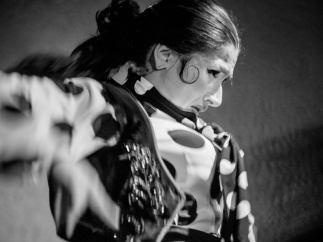 'Karime Amaya en el Tablao Flamenco Cordobés'