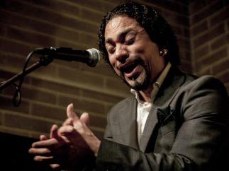 'Miguel de la Tolea actuando en el JazzSí Club del Taller de Músics'