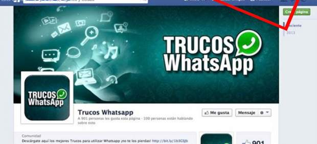 Trucos falsos en WhatsApp