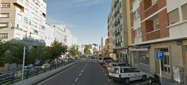 Suceso en Marín