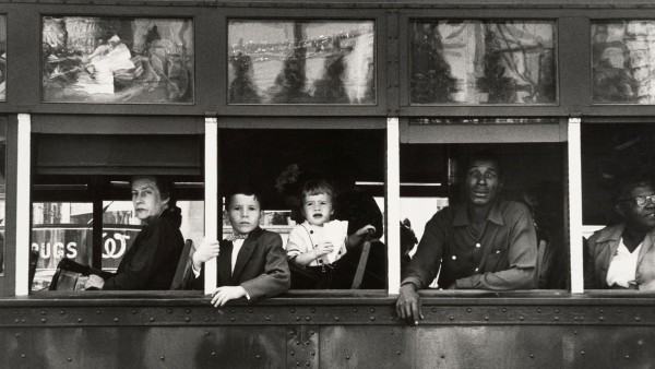 Trolley – New Orleans 1955