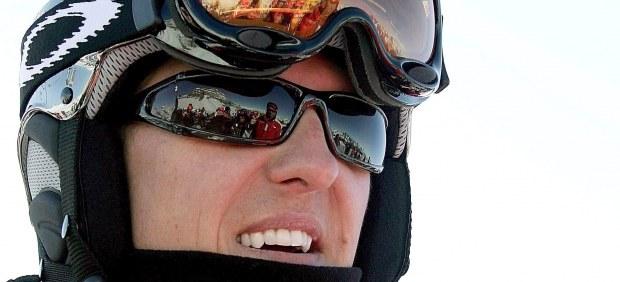 La familia de Michael Schumacher reactiva su web y mantiene el optimismo