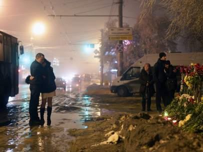 Atentado en Volgrado