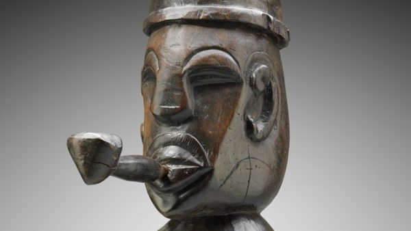 'Homem com Cachimbo e Chapéu' (Man with a Pipe and Hat), 1950s