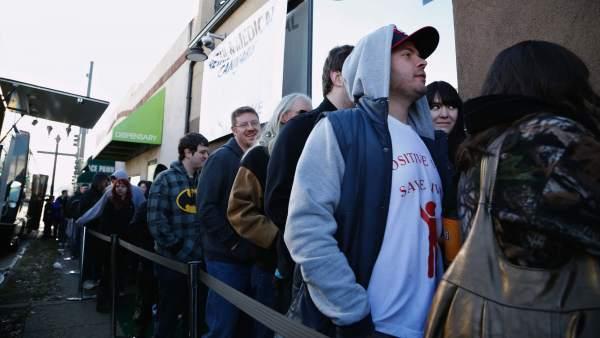 Colorado permite la venta legal de marihuana