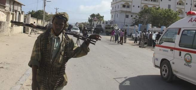 Hotel Jazeera de Mogadiscio