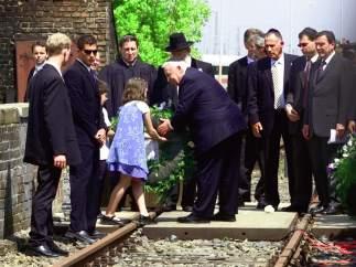 En recuerdo del Holocausto