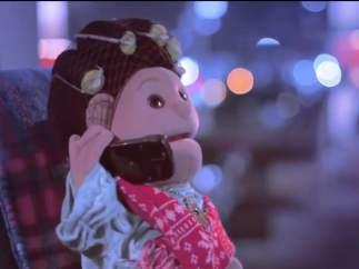 Marioneta egipia