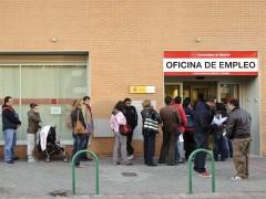Paro: tasa del 11,1% en la eurozona y del 22,5% en Espa�a