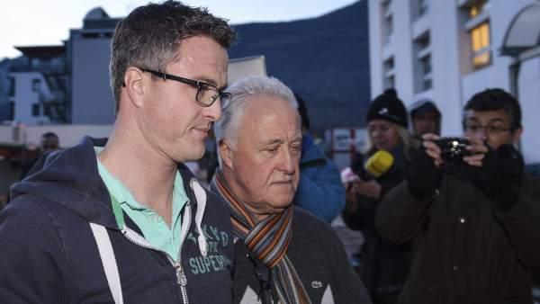 La policía francesa interroga al hijo de Schumacher, de 14 años, que fue testigo del accidente