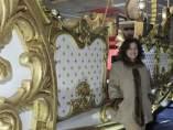 Ana Botella presenta las carrozas de los Reyes Magos
