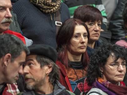 Acto en Durango de expresos de ETA