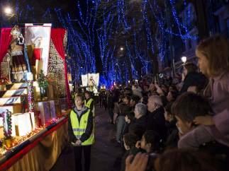 Los Reyes Magos, en Bilbao