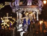 Los Reyes regresan a España