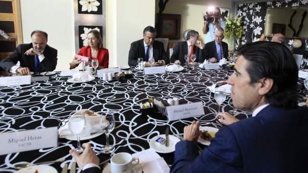 Cumbre en Panamá